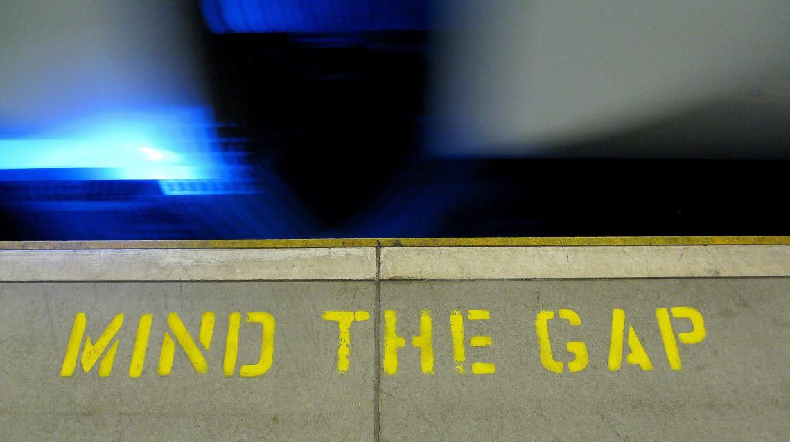 Social Media- Mind The Gap